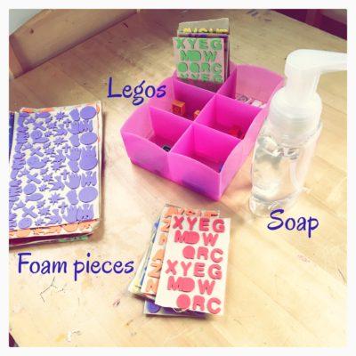DIY Lego Soap - how2play.toda