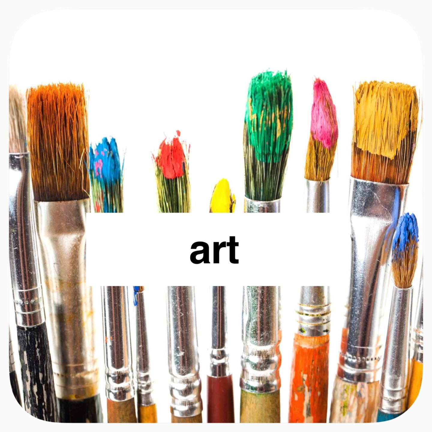 Thematic Studies all about Art: process art, directed drawing, setting up your art center.