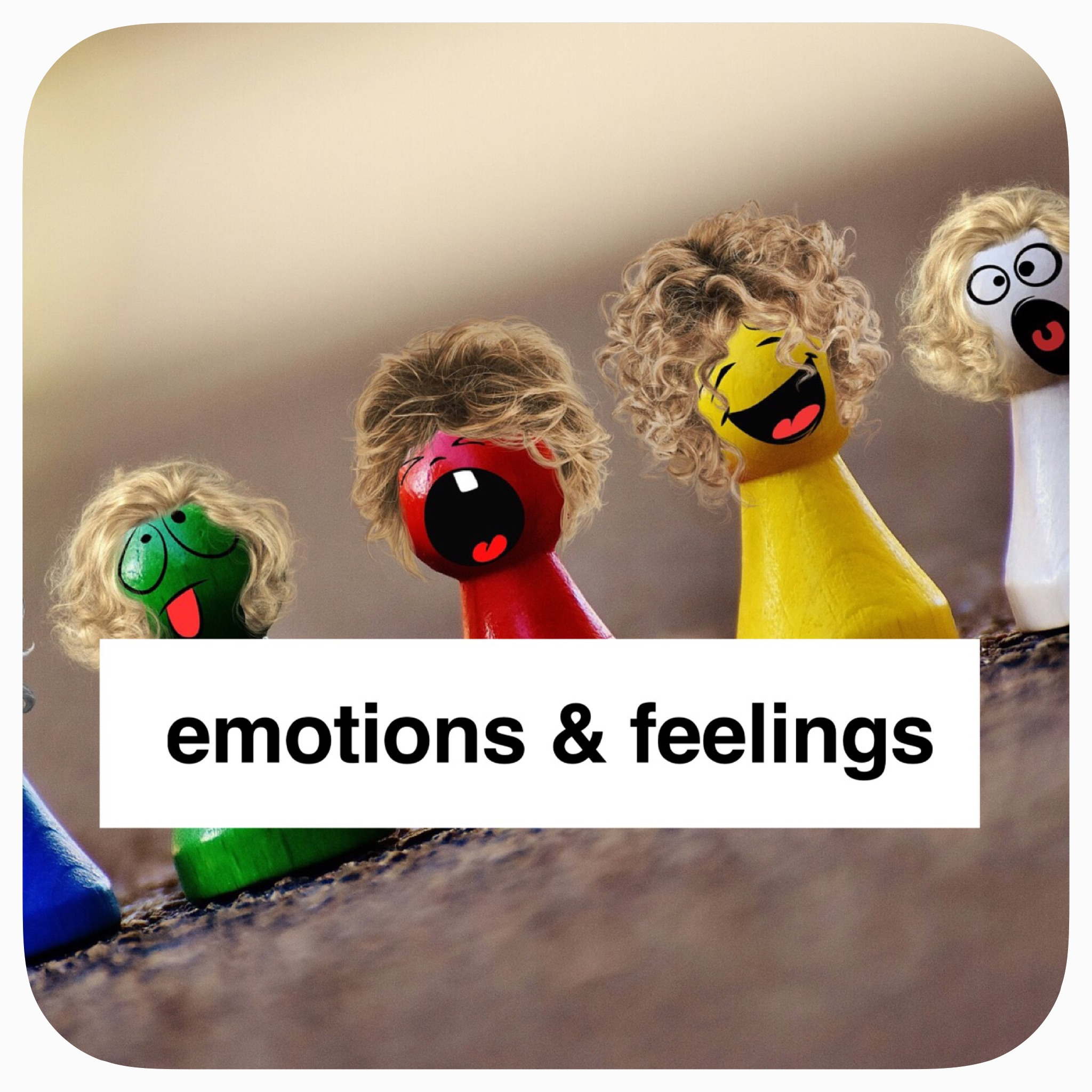thematic study on emotions and feelings