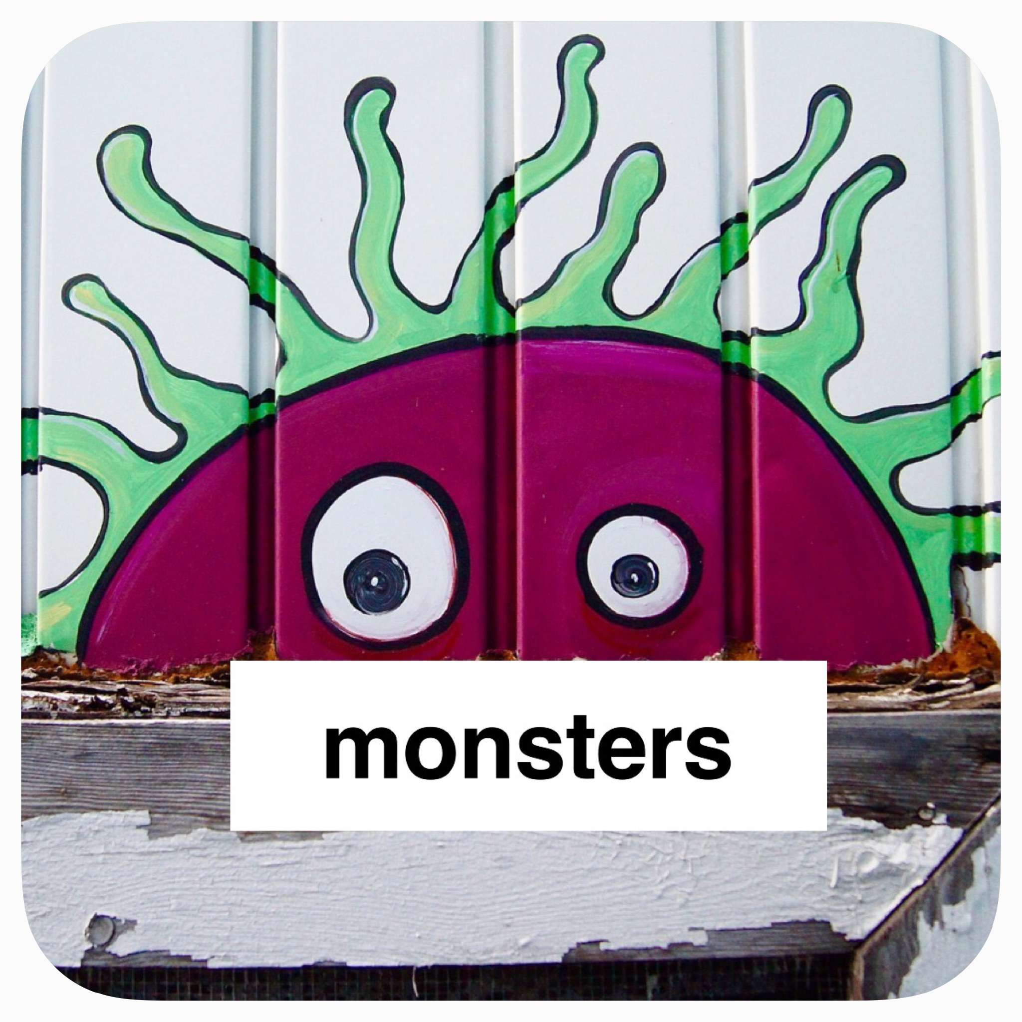 thematic study on monsters