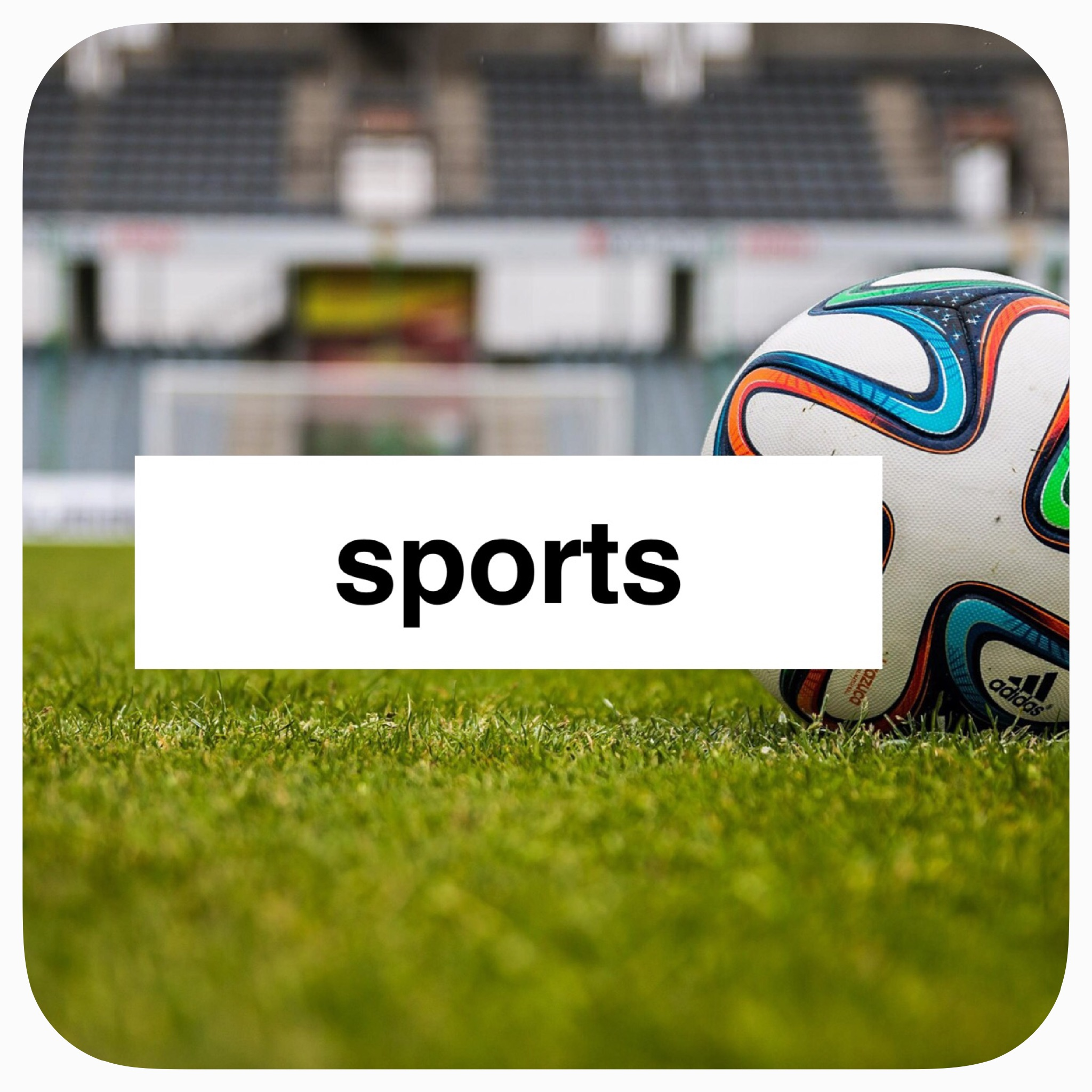 sports thematic study
