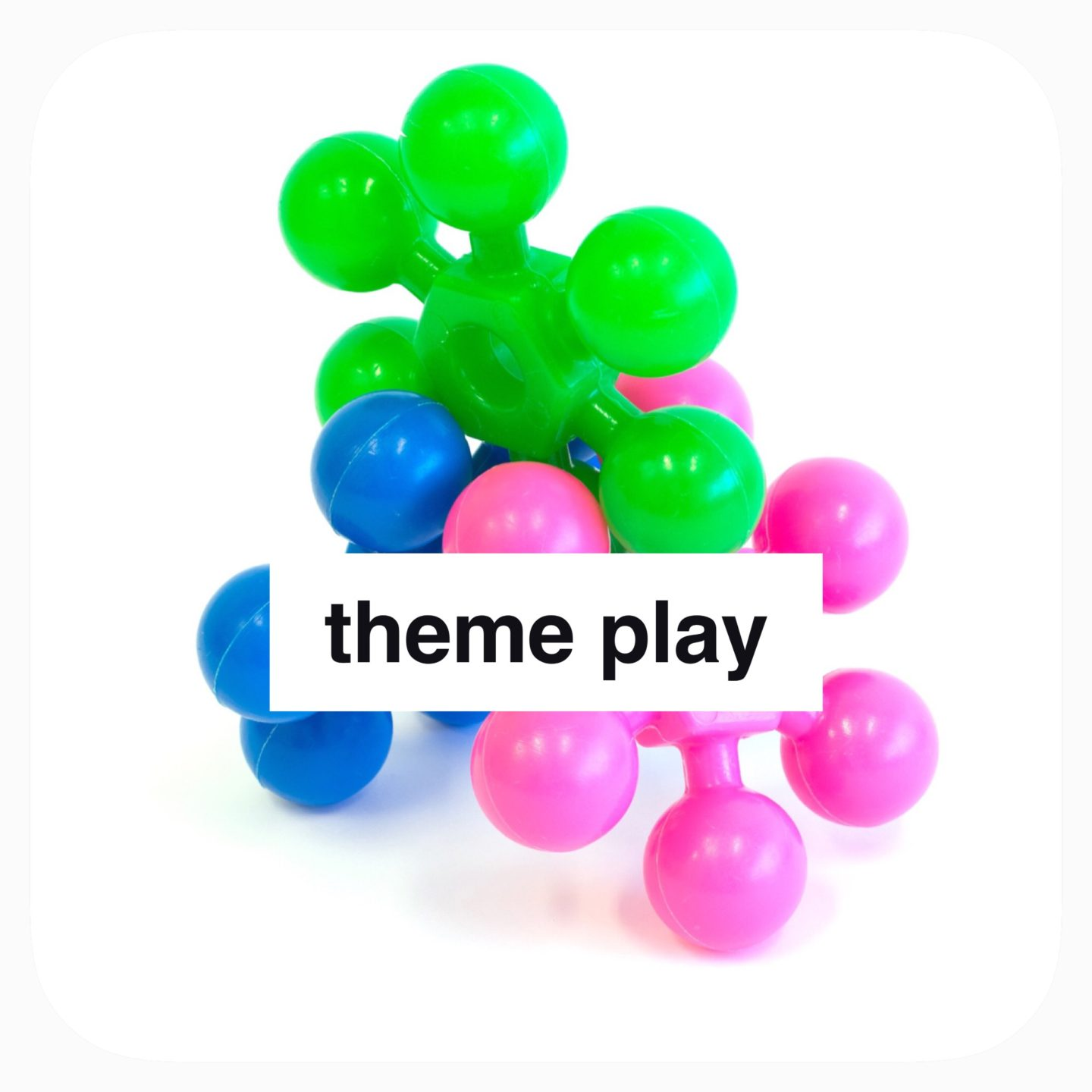 Theme play ideas from @how2playtoday