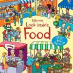 Look Inside Food - Usborne Books