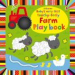 Preschool and Toddler Farm Play Book