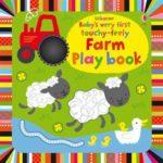 Preschool and Toddler Farm Play Book