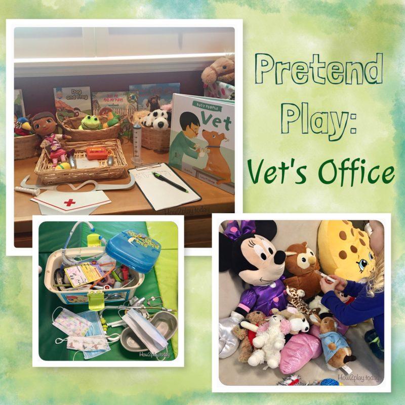 Pretend Play Veterinary Clinic.