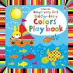 Colors Play Book - Usborne