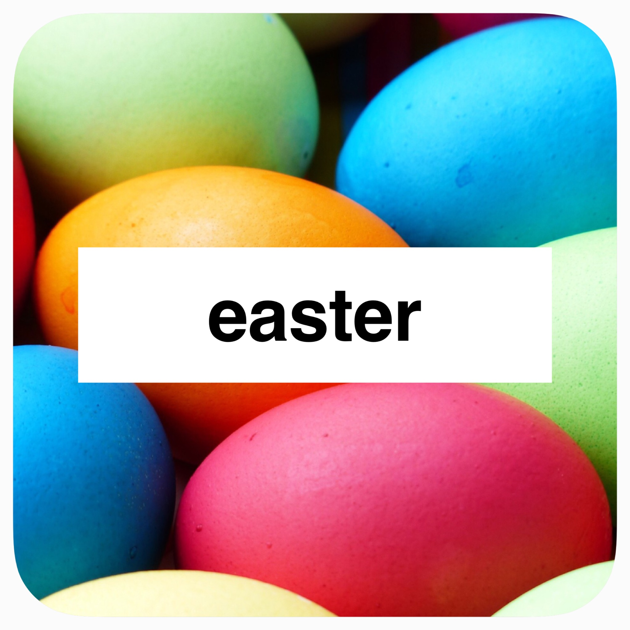 Holiday Play: Easter