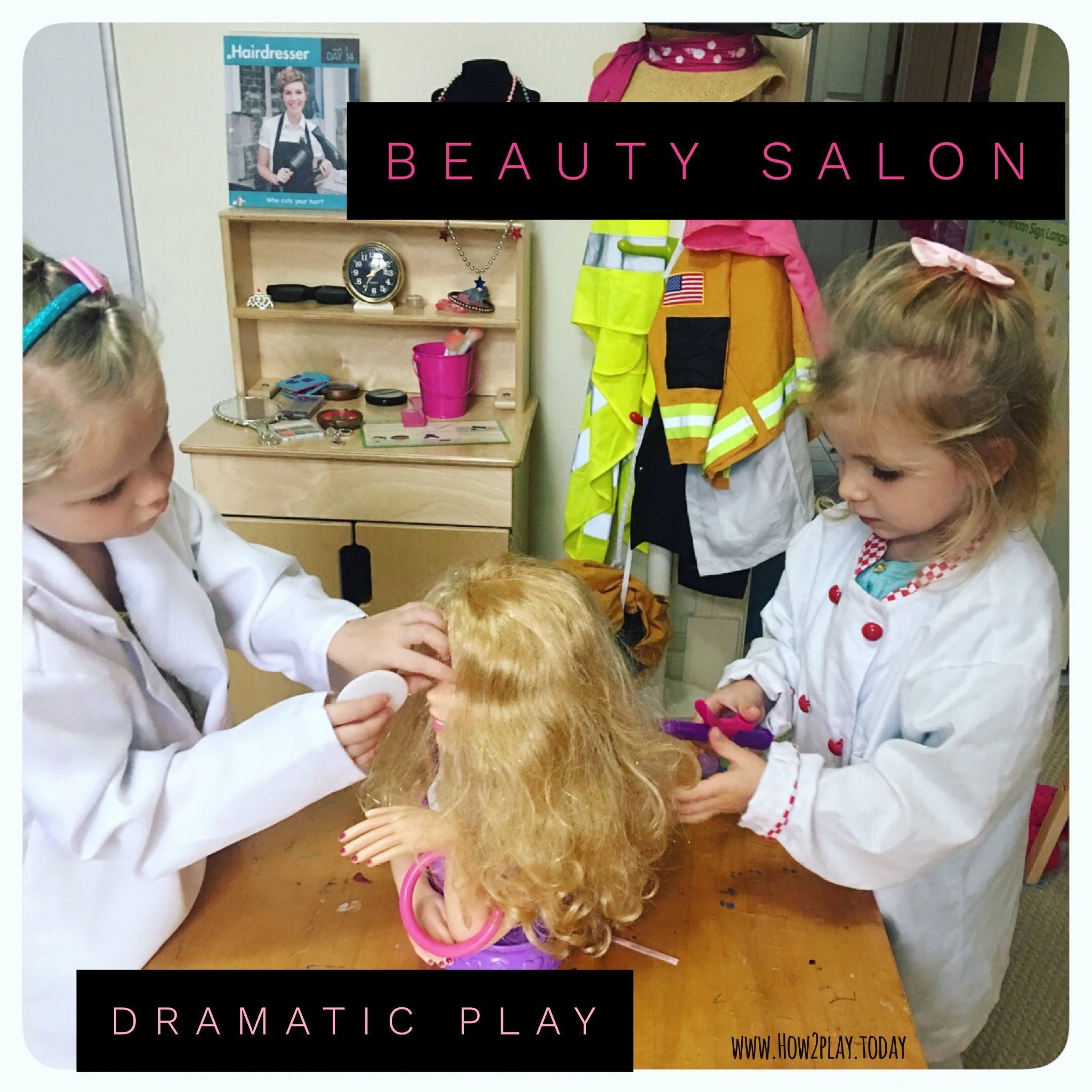 Beauty Salon - Dramatic Play