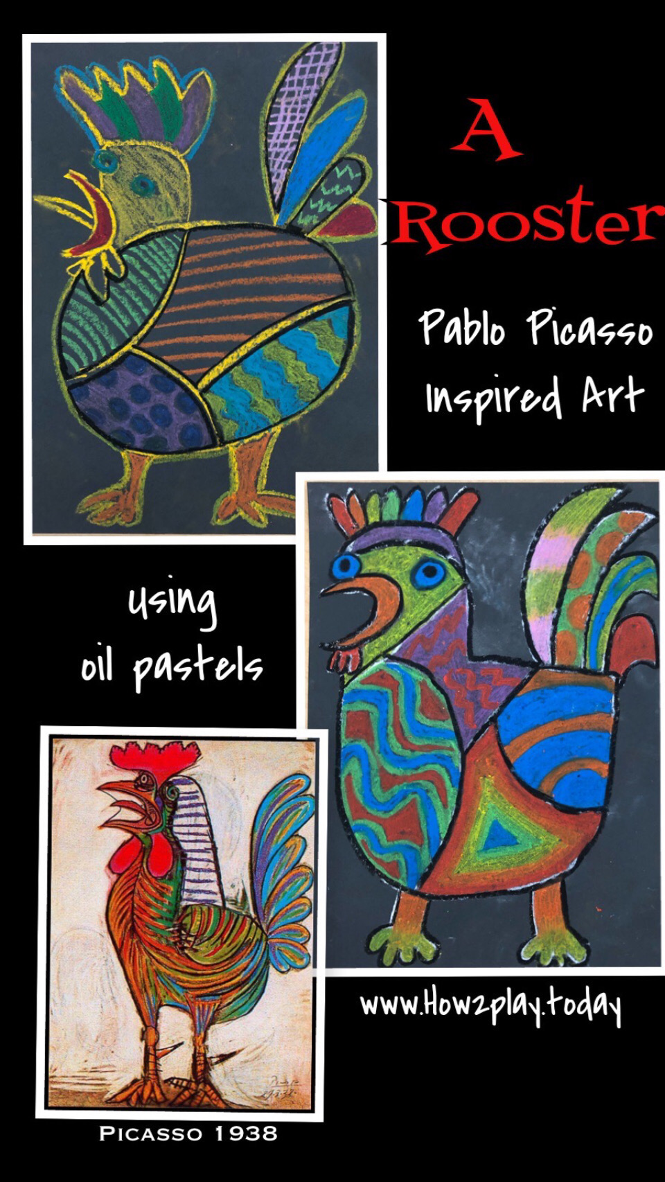Pablo Picasso inspired art learning / lesson plans for kids. Come explore Cubism for preschool and elementary age children. Children will learn Elements of Art, Principles of Design while having the freedom of creative expression.