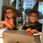 Wizardly Wonders Summer Camp: after the owl postal service has dropped off your kit, you and your little wizardly friends will get to enjoy a week long fun of creating, exploring, and laughing together.