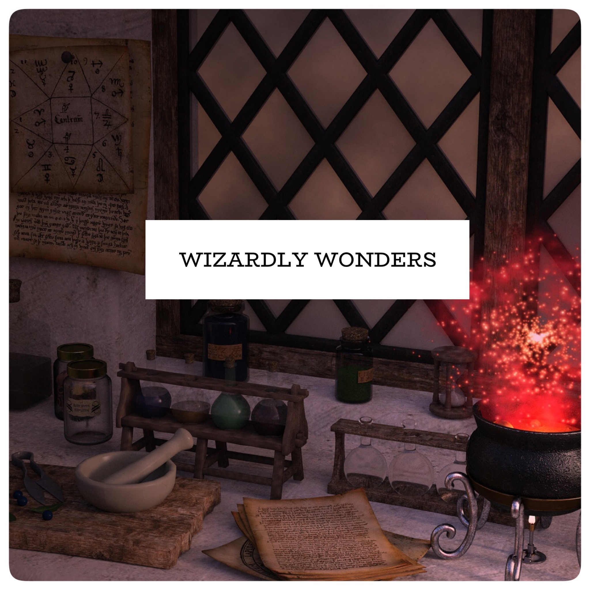 Welcome to our Wizardly Wonders summer camp.