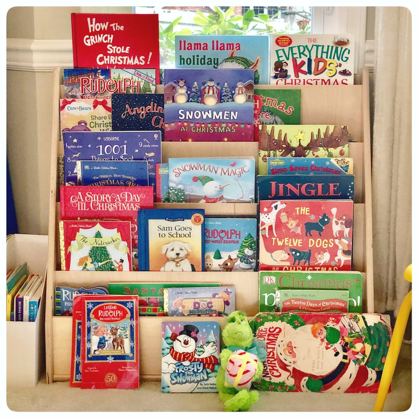 Here are some of our Favorite Christmas Holiday books